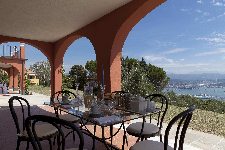 Home | Agriturismo Terrazza sul Golfo La Spezia